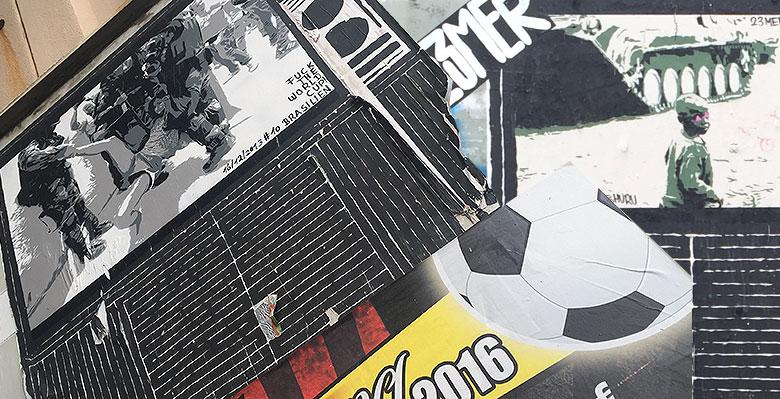 23mer Street Art Krefeld