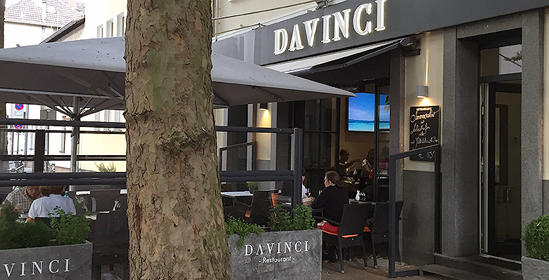 Restaurant DaVinci Krefeld