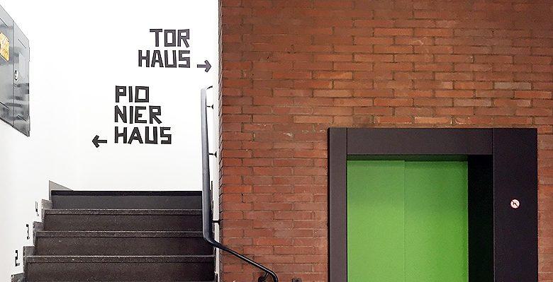 Pionierhaus Krefeld - Alte Samtweberei