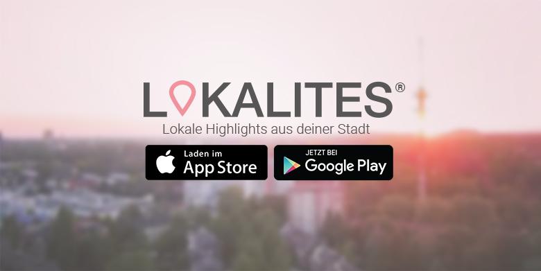 LOKALITES Krefeld App