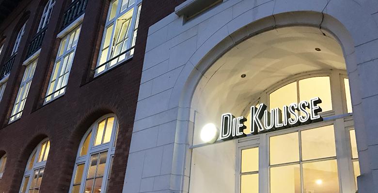 Die Kulisse Krefeld