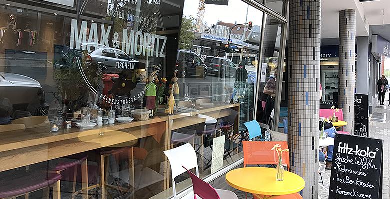 Café Bistro Max & Moritz