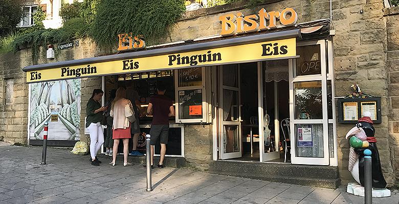 Pinguin Eis Bistro Stuttgart