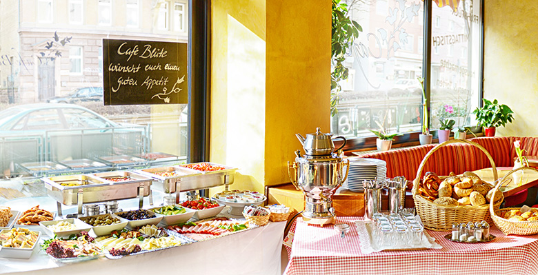 Café Blüte Stuttgart