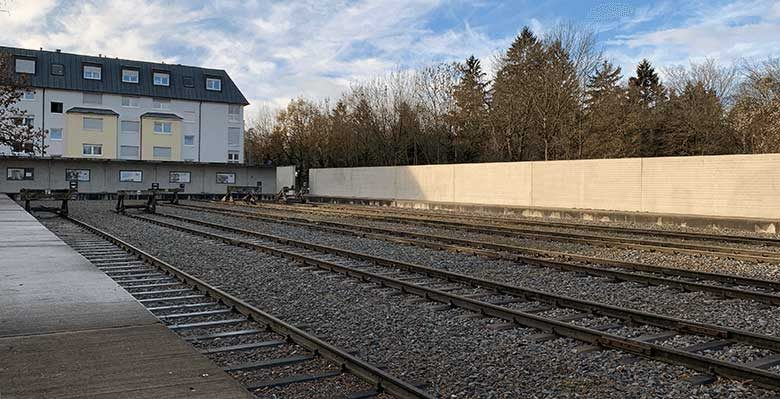 Gedenkstätte Nordbahnhof Stuttgart