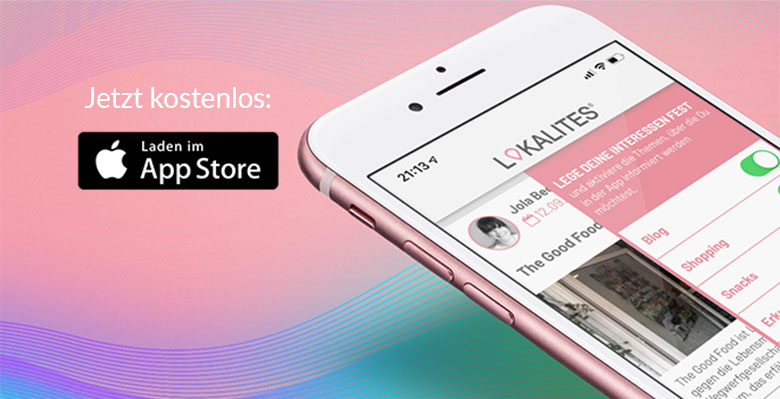 LOKALITES iOS App