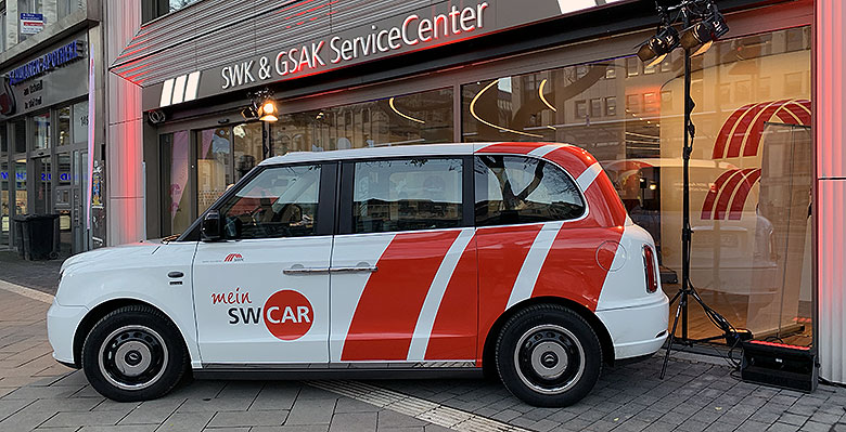 Mein SWCar Krefeld