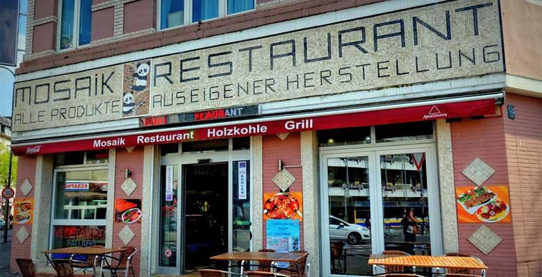 Mosaik Restaurant Köln Ehrenfeld